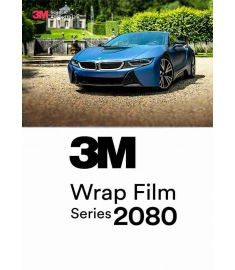 3M 2080 Metallic Satin