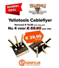 Bundeldeal Cableflyer