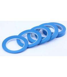 FOL306 Fineline Snijtape blauw 6mmx33m