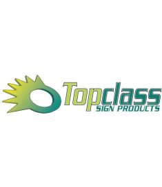 Topclass Sign Products Etched-serie breedte 122cm