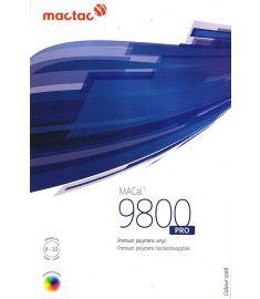 MacTac 9800 White-Black 123cm