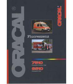 Oracal 6510 Fluor 126cm