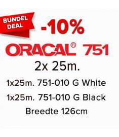 Oracal 751 C breedte 126cm