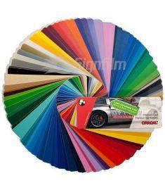 Oracal 951 kleurenwaaier