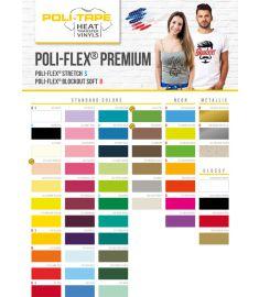 Poli-Flex Premium Metallic