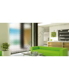 Reflectiv INT 460 Squares of 10mm breedte 152cm