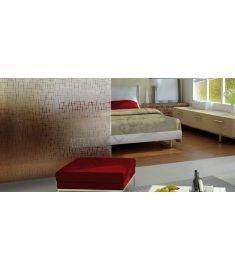 Reflectiv INT 490 Frosted crossed lines breedte 152cm