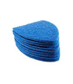 Scrub Pads Blue 10-pack
