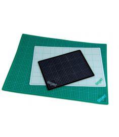 MAT2230-BL Securit 22x30cm zwart