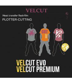 SEF-Velcut Flock Color breedte 50cm