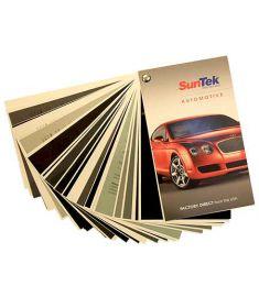 Suntek Automotive sample book