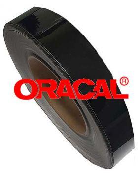 De-Chroming Tape Oracal Black Gloss breedte 5cm